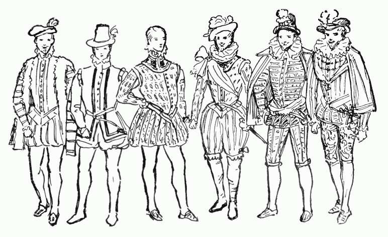 Guide to William Shakespeare: The Elizabethan Male