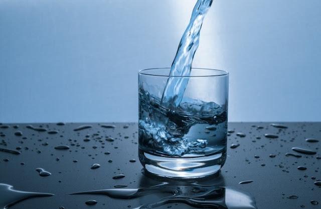 Sehat Setiap Hari Dengan Minum Cukup Air Putih