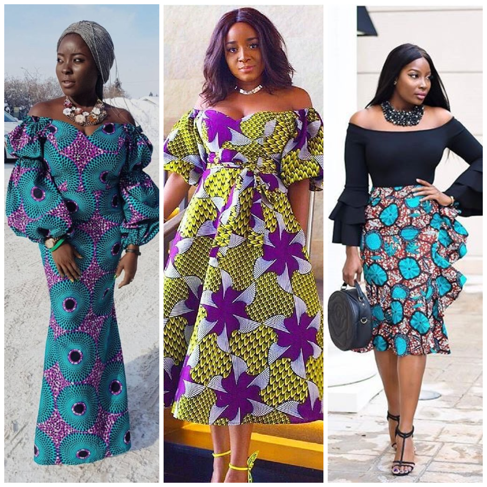 Latest Ankara Styles 2018 Ankara Tops Gowns Jumpsuits
