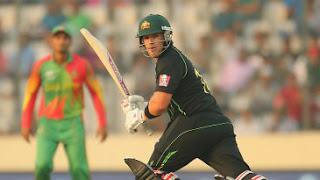 Aaron Finch 71 vs Bangladesh Highlights