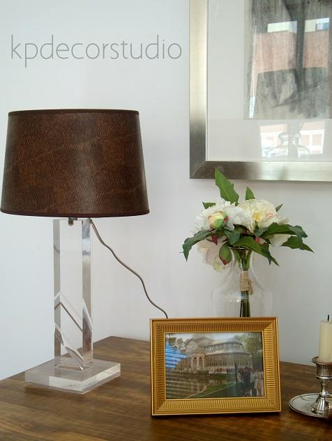 KP Tienda Vintage Online Lmparas de mesa de diseo