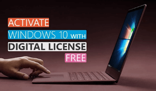 Windows 10 Digital License Ultimate