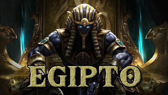 Civilización Extraterrestre en Egipto