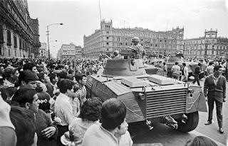 Masacre de Tlatelolco 1968
