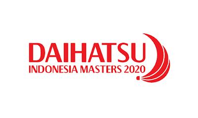 Jadwal Lengkap Indonesia Masters 2020