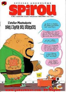 bd dupuis, Loverval