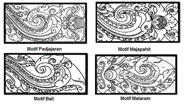 Motif Ukir Indonesia