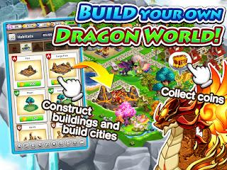 Jogo parecido com dragon city com moedas infinitas