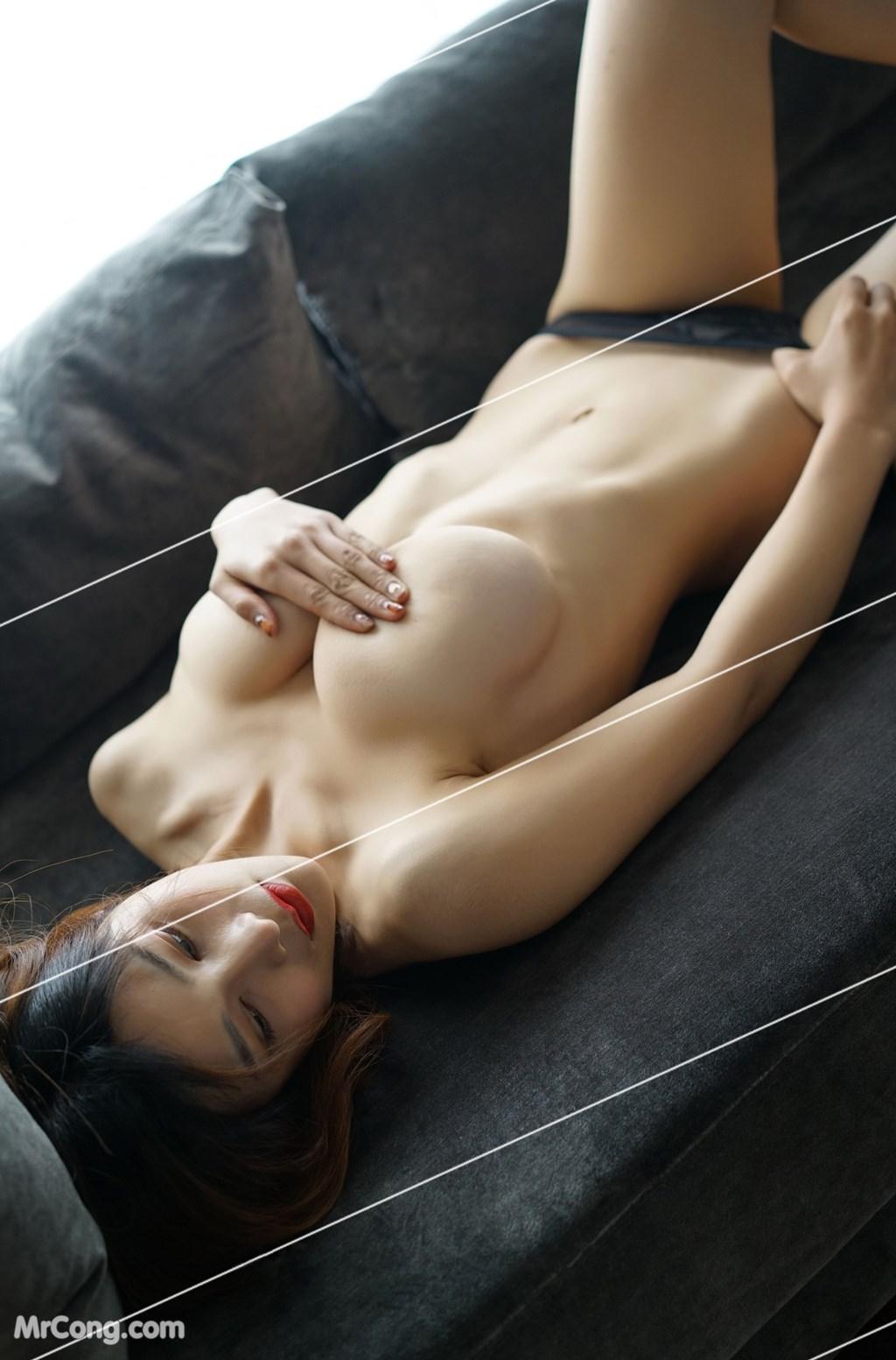 Image Yan-Pan-Pan-Part-3-MrCong.com-030 in post Ngắm vòng một siêu gợi cảm với nội y của người đẹp Yan Pan Pan (闫盼盼) (51 ảnh)