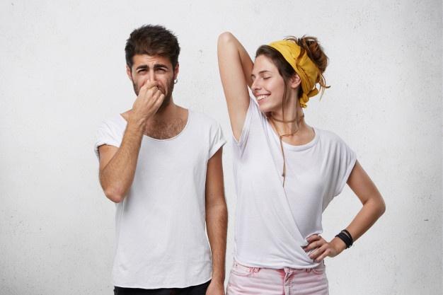 Cara ampuh menghilangkan bau badan dengan alami