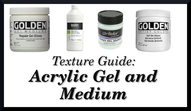 What is acrylic texture and how to apply acrylic paint texture. Learn the difference between acrylic medium and gel, its uses.Tools for applying gel