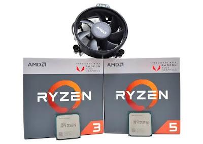 ما هى فئة معالجات AMD Ryzen المختلفة: