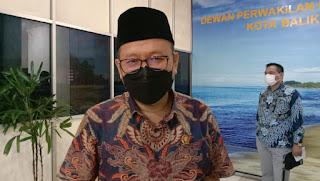 Muhammad Adam : DPRD Balikpapan Diharap Bisa Mengikuti Jejak DPRD Prov Kaltim Untuk Sosialisasikan Perda ke Masyarakat
