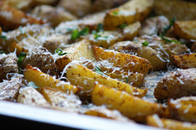 Spicy Gewürzmischung für Ofenkartoffeln