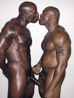 Black gay porn icons: Bobby Blake