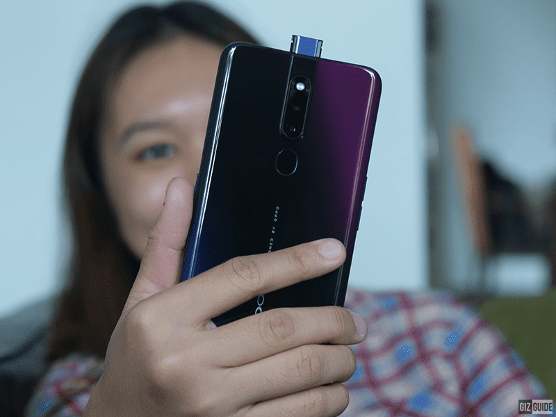 Sale Alert: OPPO F11 Pro 128GB now more affordable at PHP 16,990!