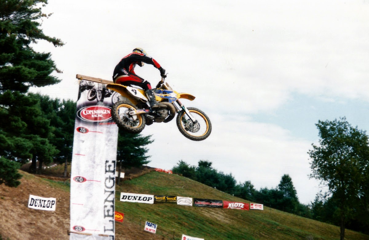 Larry Ward Broome Tioga 1998