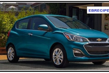 No longer the Mitsubishi Mirage, Cheapest Car in the US Now the Chevrolet Spark