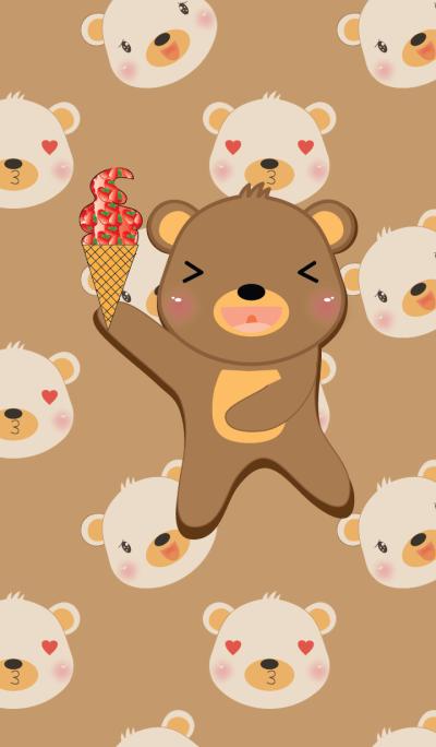 Little bear theme v.2