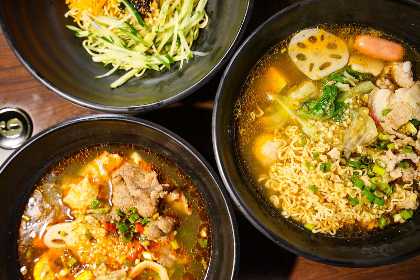 板橋辣屋川味冒菜|來自四川的麻辣小火鍋&涼麵  必點四川特色小菜狼牙土豆
