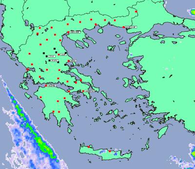 4 - Πρόγνωση Ελλάδας -Θεσσαλίας 3-5/1/2020