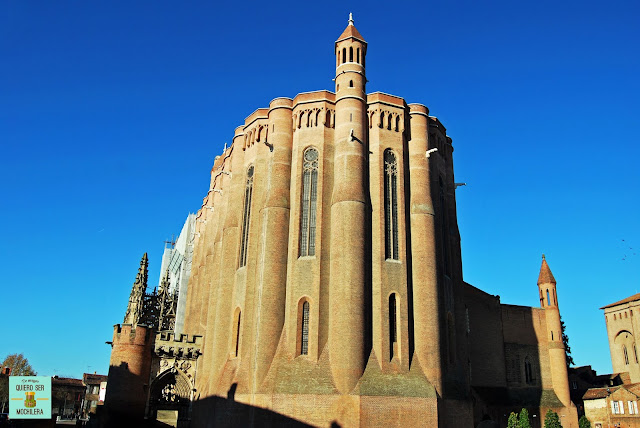 Catedral de Sainte-Cecile en Albi, Francia