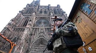تقرير: الهجمات على الكنائس في أوروبا تسجل أعلى مستوياتها في عام 2019