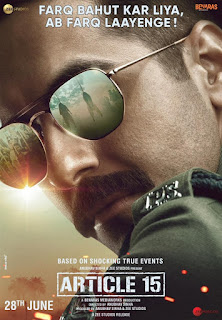 Article 15 First Look Poster 1