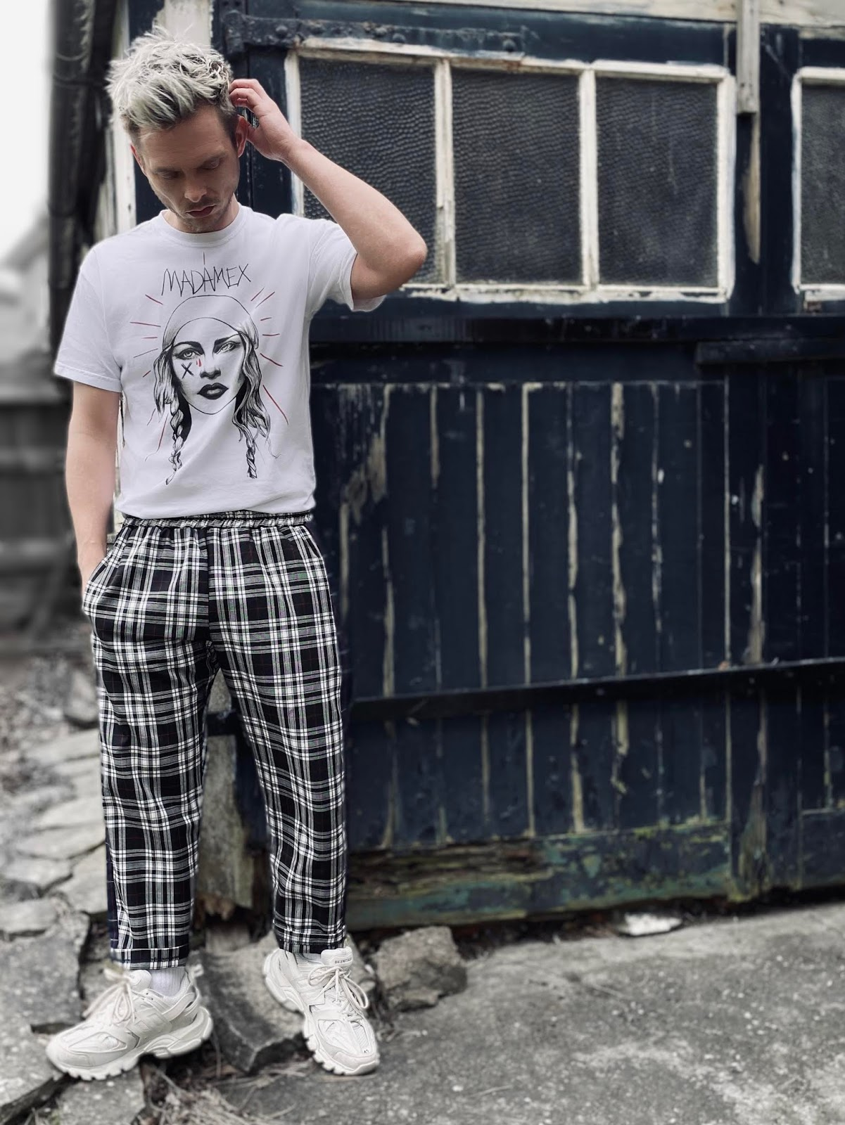 MENS STREET STYLE FASHION BLOGGER