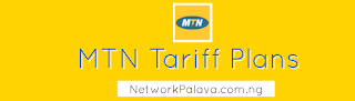 About MTN Tariff Plans