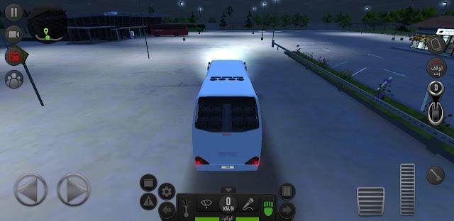 تحميل لعبة Bus Simulator : Ultimate مهكره اخر اصدار
