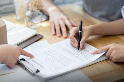लिखित परीक्षा एवं साक्षात्कार की सुचना देने के लिए पत्र