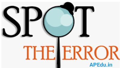 Learn Tips & Tricks For Spotting Errors in English.
