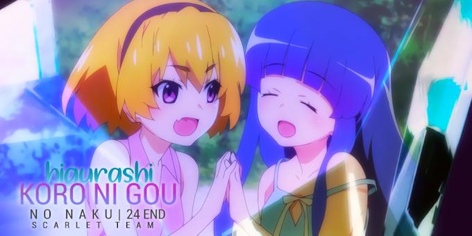 Higurashi no Naku Koro ni Gou - 24 END