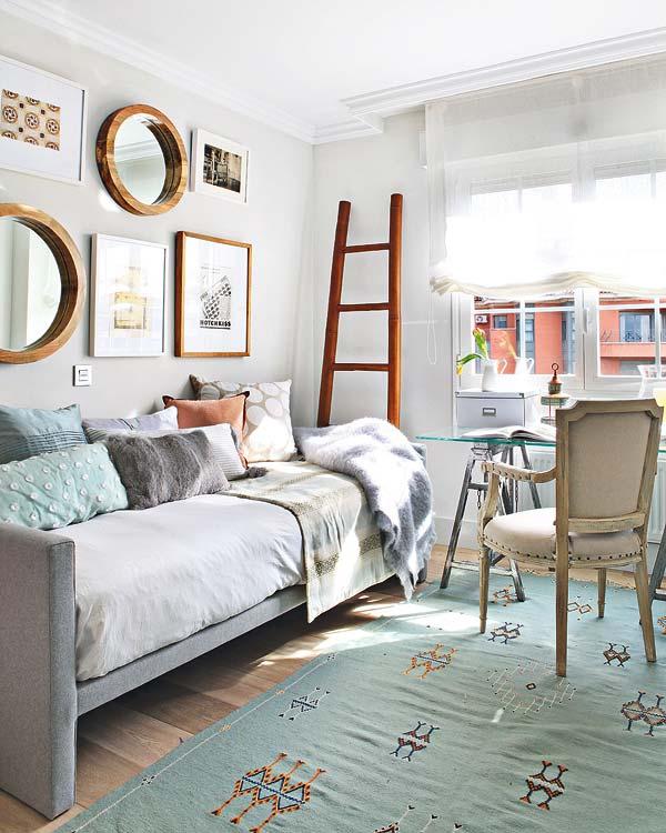 Interior Design Ideas Small Room: LIGEROS TOQUES EN COLOR TURQUESA [] LIGHT TOUCHES IN