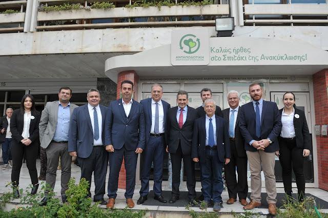 """Πρόγραμμα """"Νέας Γενιάς Ανακύκλωσης""""  και στο Ναύπλιο"""