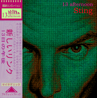 STING - 13 afternoon