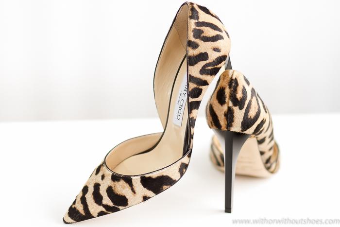 BLogger Adicta a los zapatos coleccion con las mejores marcas Jimmy Choo