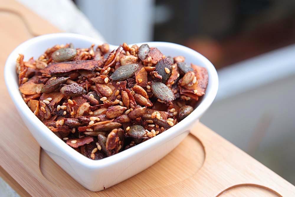 Sarah S Vegan Kitchen Bacon Coconut