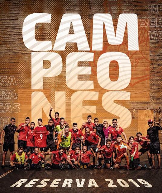 APURE: Freiner Duran fue el campeón del torneo reserva con el Caracas FC