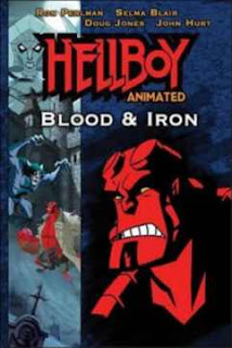 Hellboy Animado: Blood and Iron en Español Latino