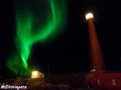 Magic Norway aurora boreale