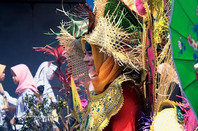 TOF 2019 carnival participant