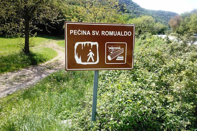 Pećina Sv.Romualdo