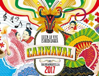 programación carnaval 2017