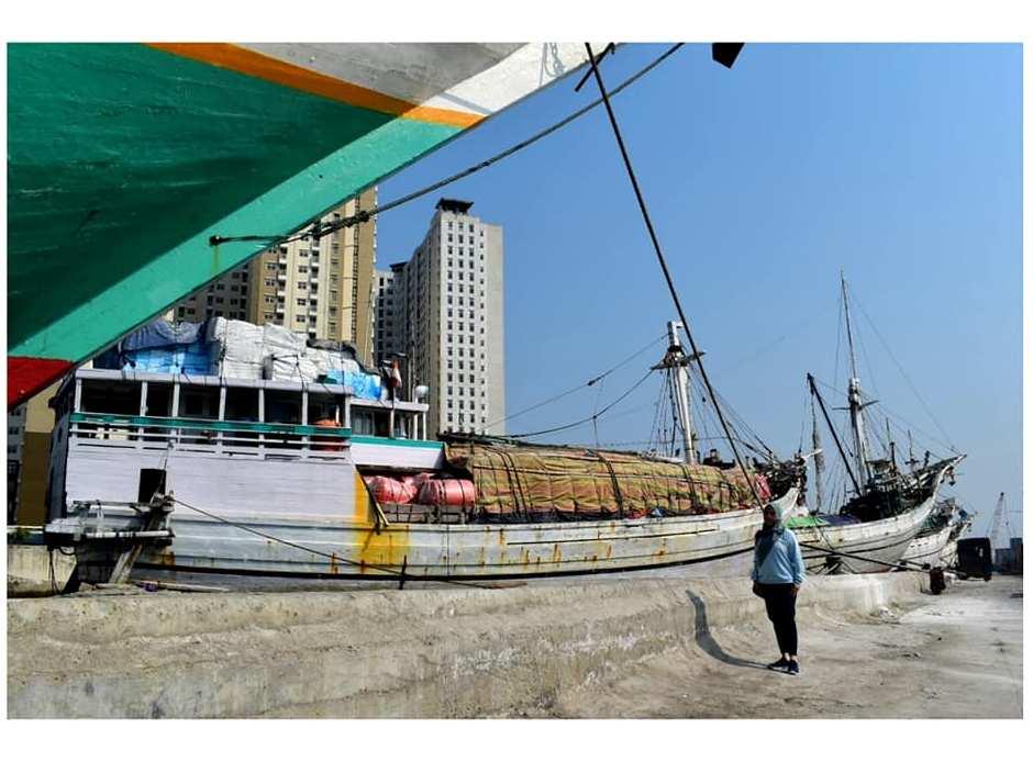 Wisata Sejarah Pelabuhan Sunda Kelapa Travel Lifestyle Blog Nurul Sufitri