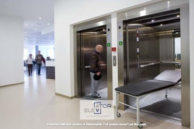 harga lift rumah sakit Jakarta Pusat