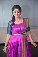 Shilpa Chakravarthy in Purple tight Ethnic Dress ~  Exclusive Celebrities Galleries 050.JPG