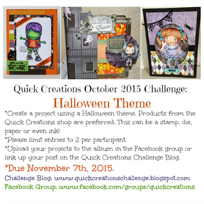 GDT Project for Quick Creatons:Holloween Theme