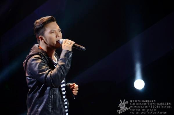 Poppert Berdanas is 7th 4-chair turner on 'The Voice Philippines' Season 2